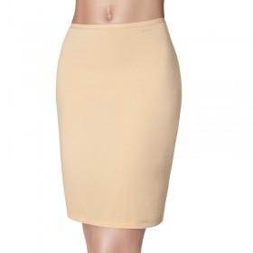 Silk Caress Long Skirt -...