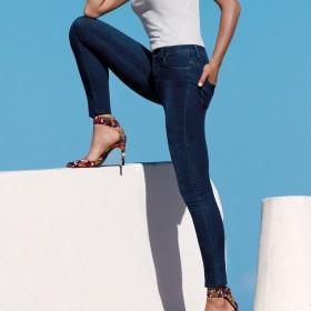 Pants Jeans Stretch - Janira
